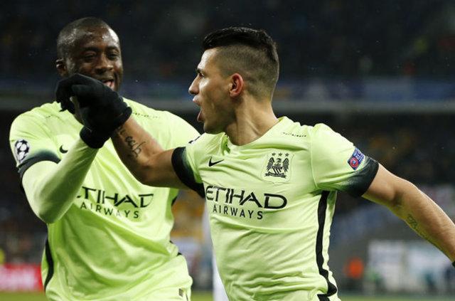 Dinamo Kiev-Manchester City ve PSV Endhoven-Atletico Madrid maç özetleri