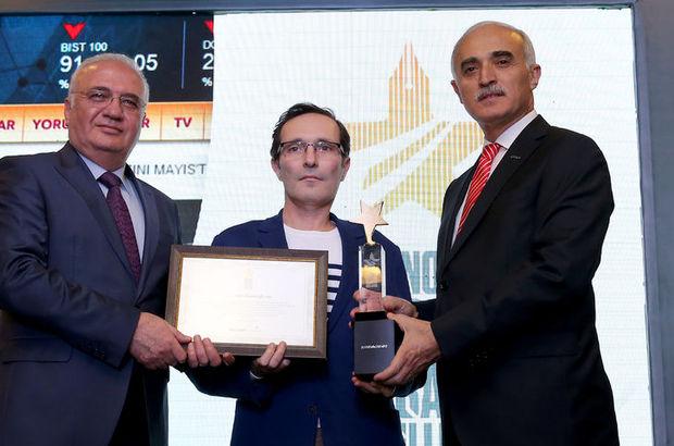 Bloomberght.com'a yılın ekonomi web portalı ödülü verildi