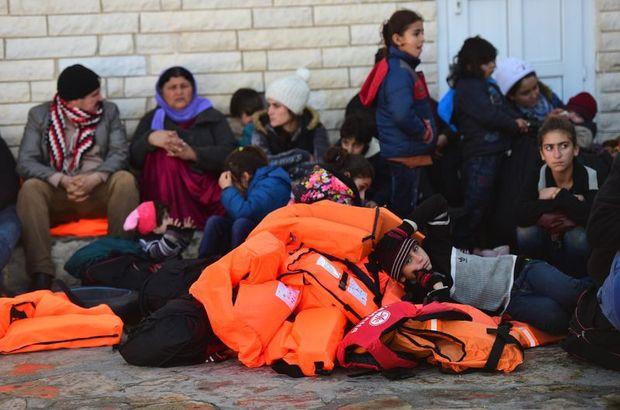 Almanya'da Federal Parlamento sığınmacılara yönelik önlemleri sertleştiren II. Sığınmacı Paketini onayladı