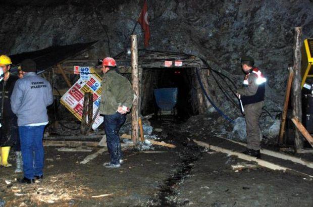 Burdur'da krom madeninde gaz zehirlenmesi: 2 ölü