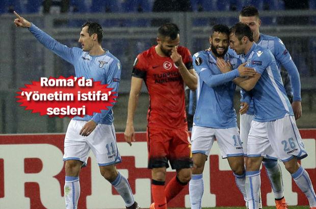 Lazio: 3 - Galatasaray: 1 (MAÇ SONUCU)