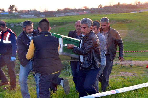 Bunalıma giren Suriyeli Fethi Besravi tarlada intihar etti