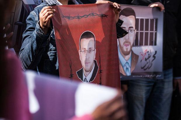İsrail'i protesto için açlık grevi yapan Kıyk'ın istediği anlaşma tamam