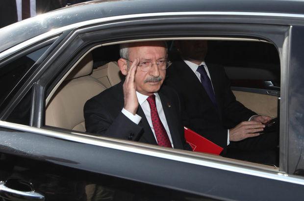 Kılıçdaroğlu'ndan fezleke açıklaması: Savcılık görevini yapmıyor