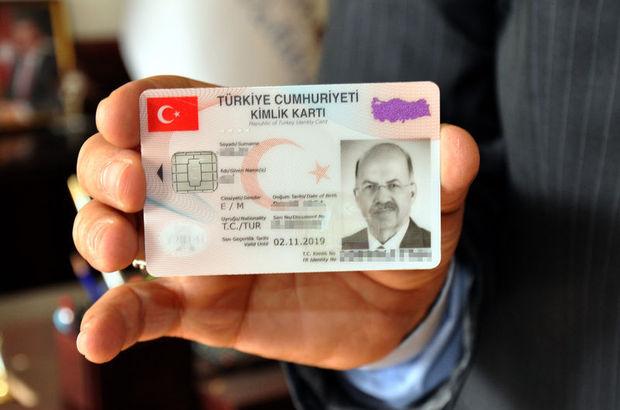 Çipli kimlikler 14 Mart'ta dağıtılacak, pasaport yerine de kullanılabilecek