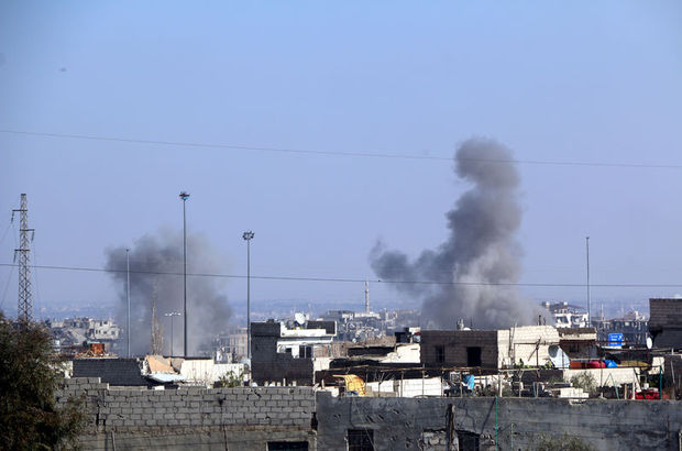 Suriye'de Hama'da bomba yüklü araç patladı