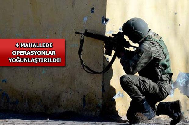 O ilçede 7 terörist etkisiz hale getirildi!
