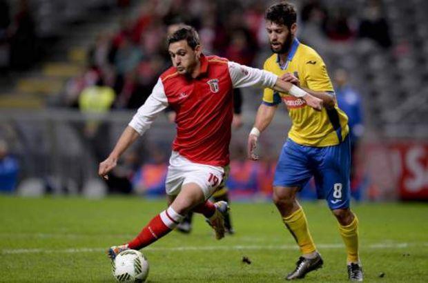 Fenerbahçe'nin rakibi Braga, Arouca ile 1-1 berabere kaldı