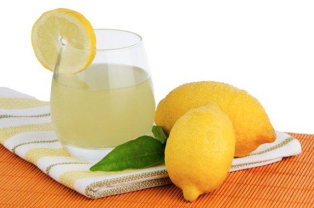 Limon suyunun yararları