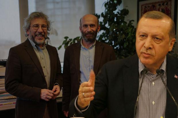 Erdoğan'ın Dündar ve Gül sözleri tartışılıyor