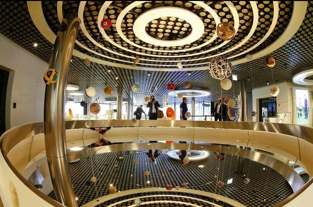 FIFA Dünya Futbol Müzesi açıldı