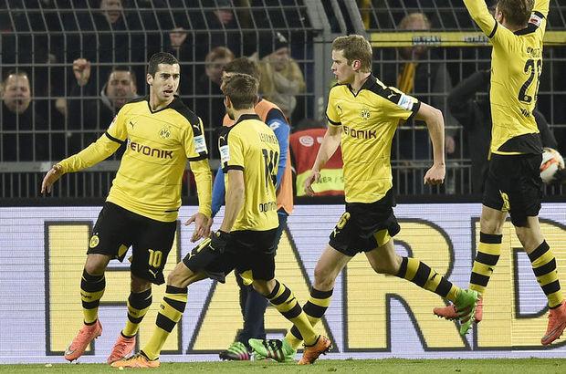 Borussia Dortmund: 3 - Hoffenheim: 1