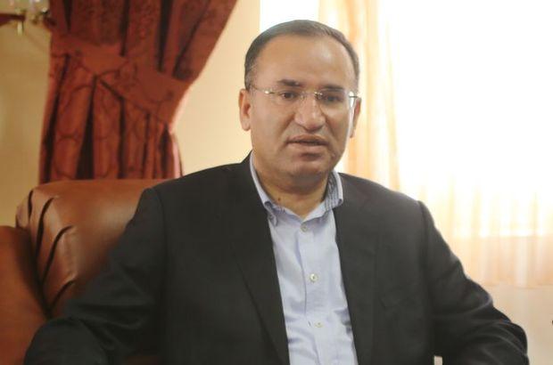 Adalet Bakanı Bekir Bozdağ: Milletvekillerinin suç işleme hakkı ve özgürlüğü yoktur