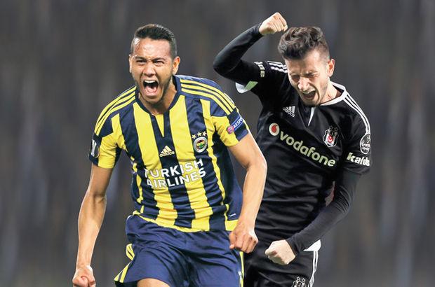 Fenerbahçe-Beşiktaş derbisi sezonun en büyük zıtlık karşılaşmasına sahne oluyor