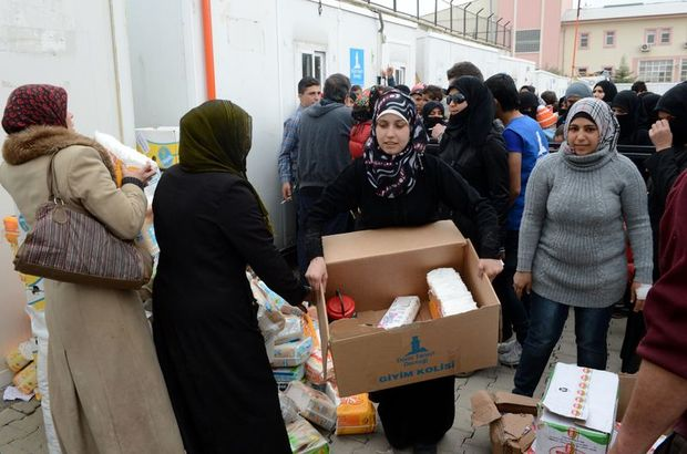 BM 150 bin Suriyeliye yardım göndermeyi planlıyor