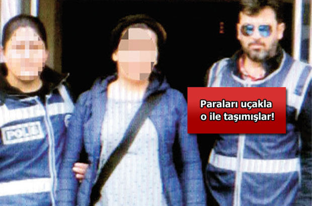 İlk kez bir 'kadın telefon dolandırıcısı' yakalandı