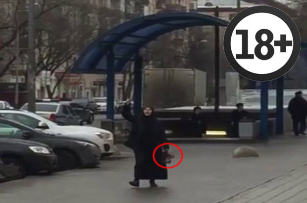 Moskova'da bir kadın 4 yaşında çocuğun başını kesti