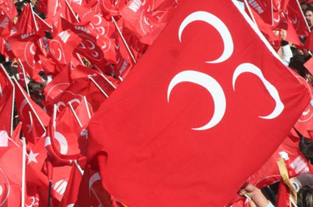 MHP'de üç il teşkilatı kapatıldı