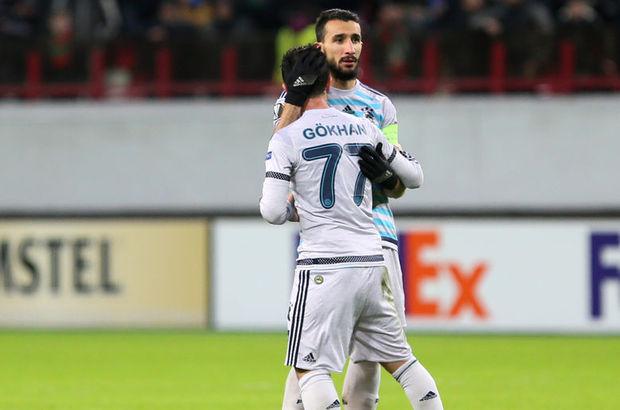 Fenerbahçe'de Gökhan Gönül ve M. Topal'ın durumu maç saati belli olacak!