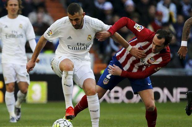 Karim Benzema en az 3 maç yok!
