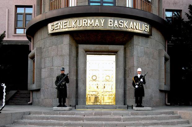 Genelkurmay Başkanlığı: Sur ve İdil'de 5 terörist etkisiz hale getirildi