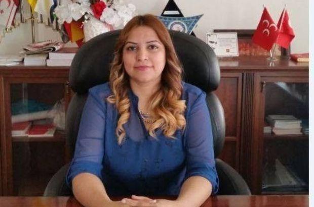 MHP Denizli Kadın Kolları Başkanı görevden alındı