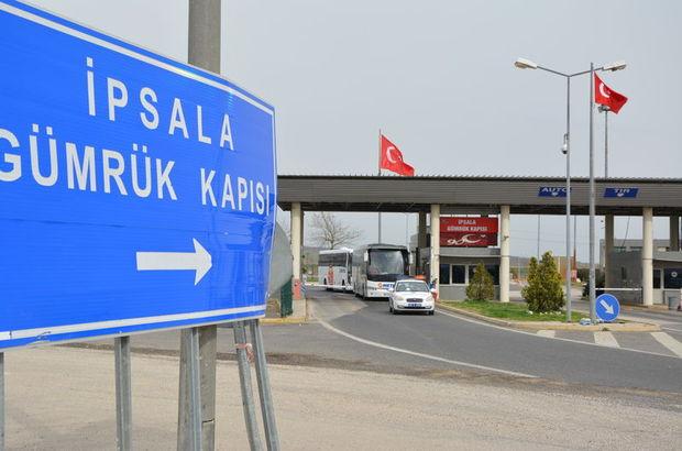 Yunanistan Türkiye üzerinden giden kaçakları iade ediyor