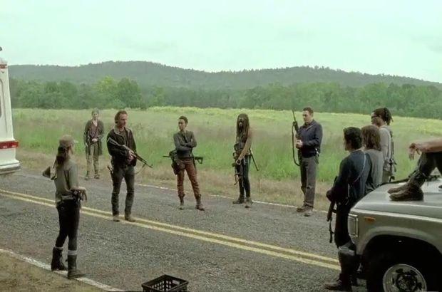 The Walking Dead 6.sezon 12.bölüm fragmanı yayınlandı! Rick ve ekibi nereye gidiyor?