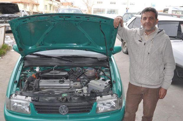 İlkokul mezunu mucit otomobillerde yakıt tasarrufu sağlayan cihaz üretti