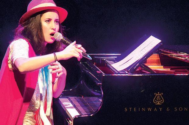 Müzisyen Karsu Dönmez'den sosyal sorumluluk konseri