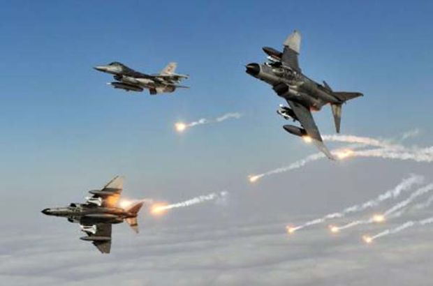 İki Yunan jeti Türk F-16'larına kilit attı