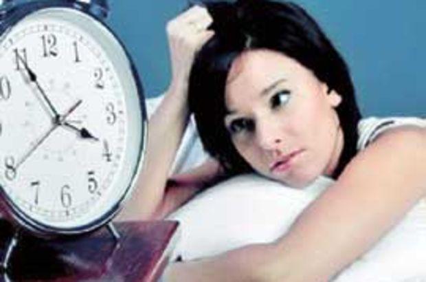 Uykusuzluk vücudu uyuşturucu gibi etkiliyor