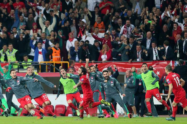 A Milli Futbol Takımı Euro 2016'ya Saint-Cyr-sur-Mer'de hazırlanacak