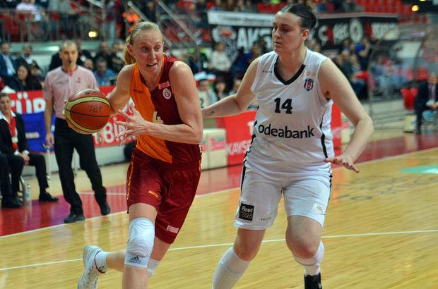 Beşiktaş: 51 - Galatasaray: 71