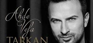 Tarkan'ın 'Ahde Vefa' albümü için geri sayım başladı