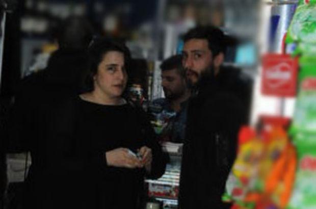 Ekin Koç ile Esra Dermancıoğlu'nun panik anları