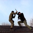 Güney Kore özel kuvvetlerinin zorlu dövüş sanatları eğitimleri