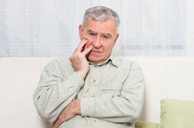 Erkeklerde kanser belirtisi