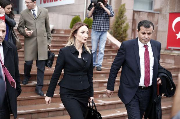 CHP Disiplin Kurulu Aylin Nazlıaka'yı görüşüyor