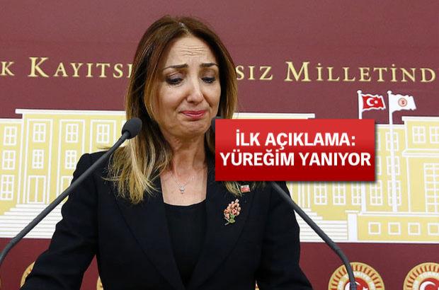 Ankara Milletvekili Aylin Nazlıaka CHP'de ihraç edildi