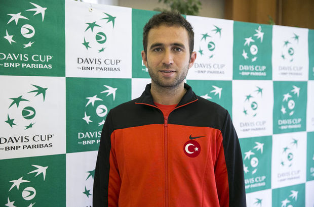 Davis Kupası'nda 2. turdayız