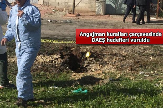 Kilis'e 8 roket düştü! 1'i 4 yaşında çocuk, 2 kişi öldü