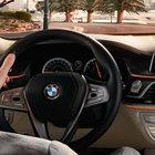 BMW 100. yılına özel '7' serisini tanıttı