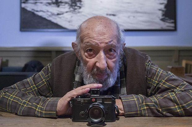 Ara Güler: Ben de gazeteciyim, fotoğrafçı değilim