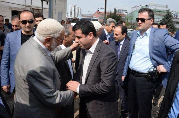"Demirtaş'tan ""sine-i millet"" açıklaması"