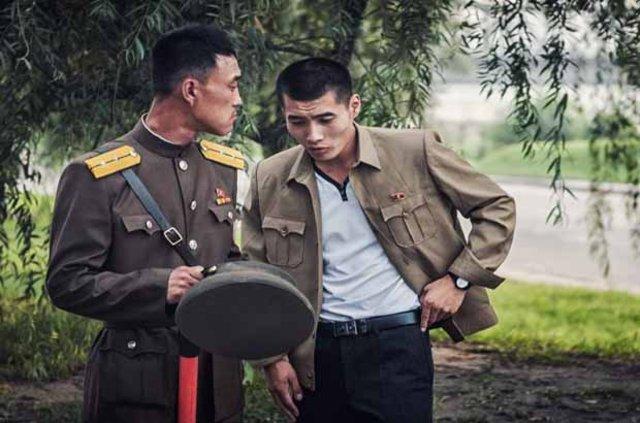 Kuzey Kore'nin günlük yaşamından gizli kareler