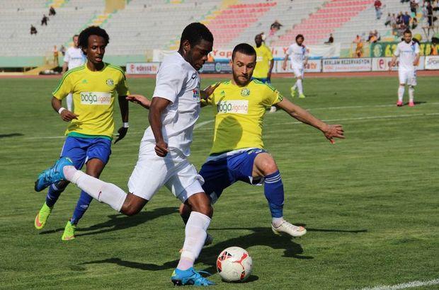 Şanlıurfaspor: 1 - 1461 Trabzon: 1