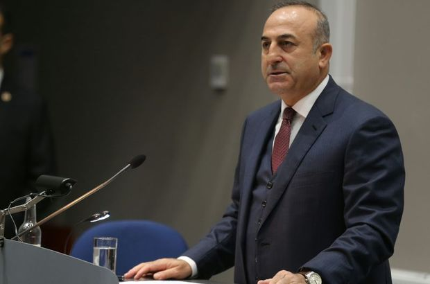 Çavuşoğlu: Bizim için PYD ile PKK aynıdır