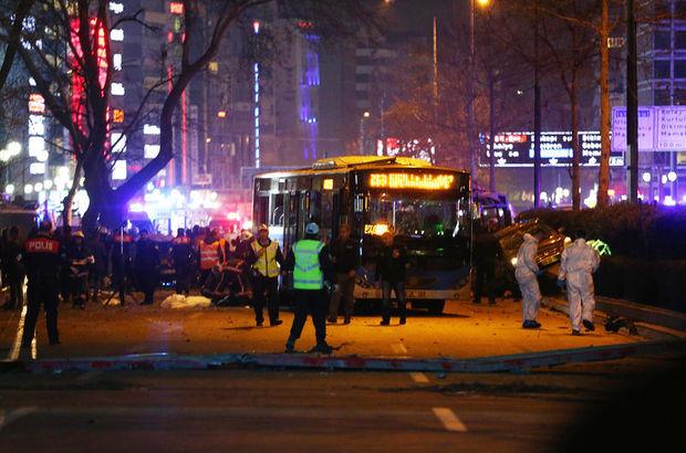 Ankara terör saldırısı