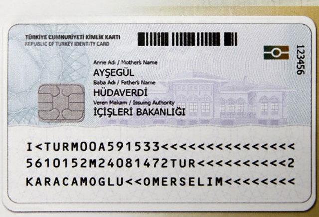 1ba1549f37331 Yeni kimlikler ne zaman dağıtılacak? Yeni kimlik başvurusu ve randevu nasıl  alınır?